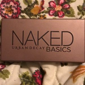 Naked Basic Urban Decay Palette